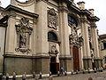 8396 - Milano - Giuseppe Rusnati, Facciata S. Maria della Passione (1729) - Foto Giovanni Dall'Orto, 31-Aug-2007.jpg