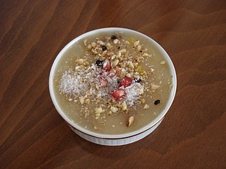An Ashure made of Grains, fruits and nuts Asure (1).JPG