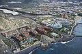 A0398 Tenerife, Hotels in Adeje aerial view.jpg
