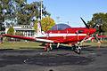 A23-059 Pilatus PC-9A RAAF Roulettes Aerobatic Team (8189131620).jpg