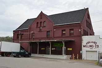 National Register of Historic Places listings in Boyd County, Kentucky - Image: AC&I Store, Ashland