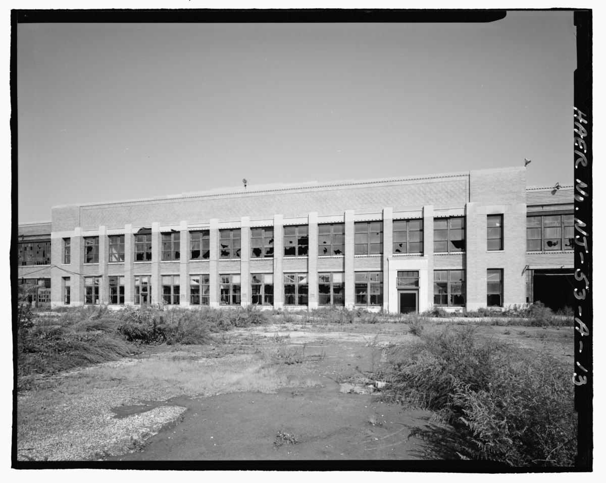 Ford Motor Company Edgewater Assembly Plant - Wikipedia