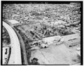 AERIAL VIEW, LOOKING SOUTH - William Enston Home, 900 King Street, Charleston, Charleston County, SC HABS SC,10-CHAR,354-30.tif