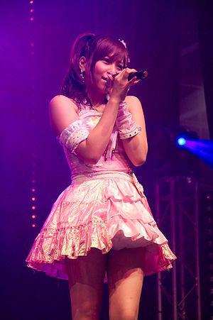 Tomomi Kasai - Tomomi Kasai at Japan Expo 2009, Paris