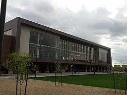 ASU West Fitness Complex