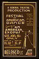 """A Federal Theatre production festival of American dance featuring """"An American exodus"""" LCCN98517699.jpg"""