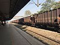 A Goods Train at Dhenkanal Railway Station Platform.jpg