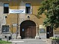 A Hatvany Lajos Múzeum (volt sörház) épülete, Kossuth tér 12, Hatvan2.jpg