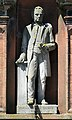 A statue on Lochmaben Town Hall - geograph.org.uk - 1373906.jpg