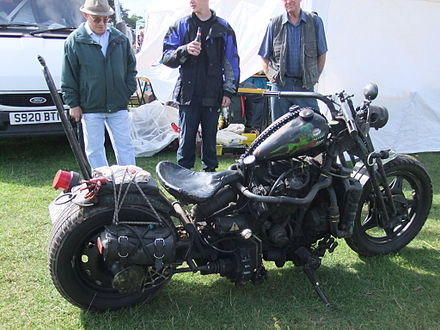 Motocyclette Diesel Wikiwand
