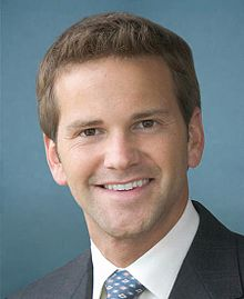 Photo officiel du représentant Aaron Schock
