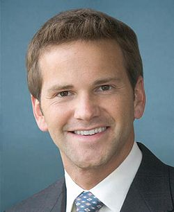 Aaron Schock, official photo portrait, 111th Congress.jpg