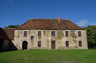 Bétête - Abbey of Prébenoît