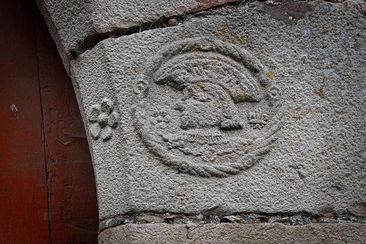 Fichier abbaye de chaise dieu du theil porche d tail for Chaise dieu du theil
