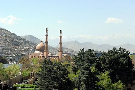 Abdul  Rahman  Mosque in  March 2010