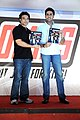 Abhishek Bachchan and Uday Chopra launch 'YOMICS' 09.jpg