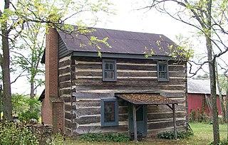 Abner Williams Log House