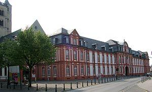 Brauweiler - Brauweiler Abbey