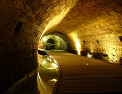 Acre - Akko 1 - Tunnel (6658877353).jpg