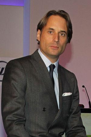 Adam Parr - Parr in 2011