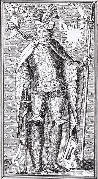 Adolf IV of Holstein - Image: Adolf IV von Schauenburg 01