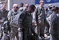 Advance elements of 'Dagger' Brigade begin journey home from Iraq DVIDS467675.jpg