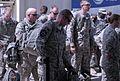 Advance elements of 'Dagger' Brigade begin journey home from Iraq DVIDS467675.jpg