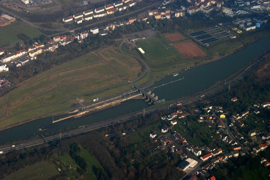 Fotoflug Saarland