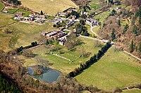 Aerial view of Abaty Cwm Hir.jpg