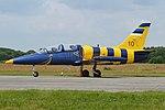 Aero L-39C Albatross 10 black (9175901841).jpg
