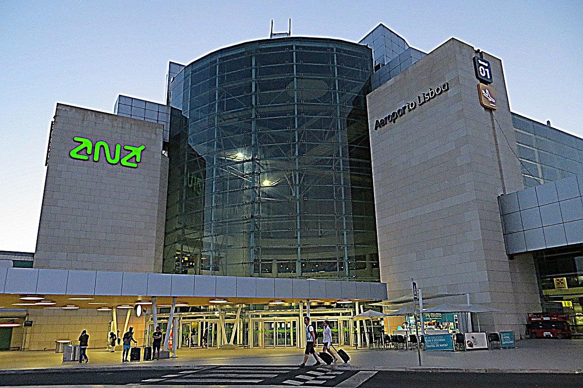 Aeropuerto de Lisboa - Wikipedia, la enciclopedia libre