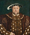After Hans HOLBEIN the younger - King Henry VIII - Google Art Project.jpg
