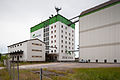 Agravis storage building Alte Speicherstrasse Linden Hanover Germany.jpg