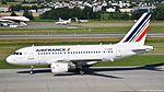 Air France Airbus A318-111 - F-GUGN (ZRH) (19467145961).jpg