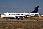 Airbus A319-112, Air Luxor JP6213185.jpg