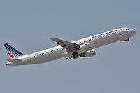 F-GTAS - A321 - Air France