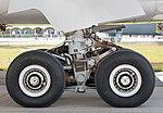 Airbus A350-941 F-WWCF MSN002 main landing gear ILA Berlin 2016 04 crop.jpg