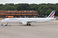 F-GTAZ - A321 - Not Available
