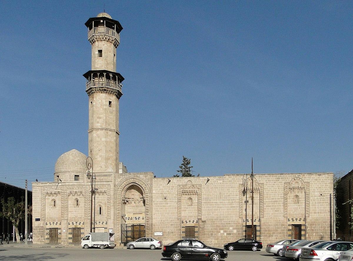 Mosque Wikipedia: Al-Otrush Mosque