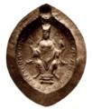 Alard eveque de Cambrai 1177.png
