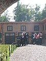 Alba Carolina Fortress 2011 - Mounted Guards.jpg