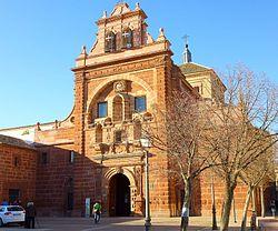 Alcázar de San Juan - Iglesia de la Santísima Trinidad 20.JPG