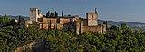 Alcazaba of the Alhambra. Granada. Spain.jpg