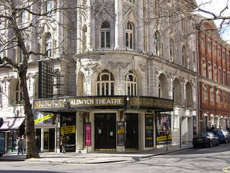 W. G. R. Sprague - Aldwych Theatre