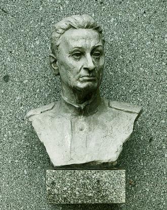 Andrei Grechko - Image: Alej hrdinov Andrej Antonovic Grečko