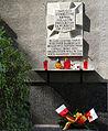 Aleja Solidarności Street (at Karolkowa Street 53) - place of remembrance.jpg