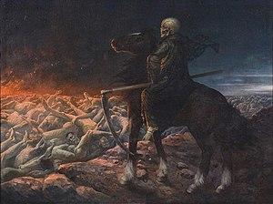 Stevan Aleksić - The Reaper, Matica Srpska Gallery, Novi Sad