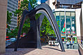 Alexander Calder's 'Crossed Shears', Australia Square, Sydney, 26th. Nov. 2010 - Flickr - PhillipC.jpg