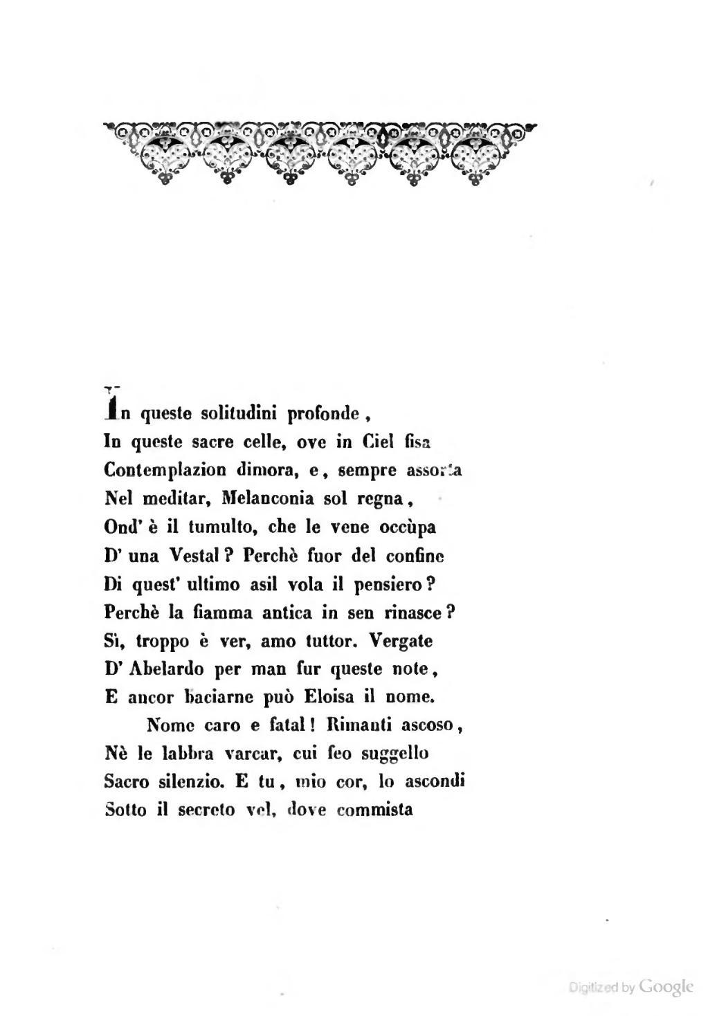 abbastanza Lettera di Eloisa ad Abelardo/Carme - Wikisource JF04