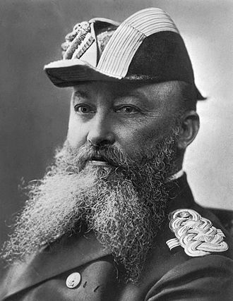 German Naval Laws - Alfred von Tirpitz, the architect of the German Navy's expansion